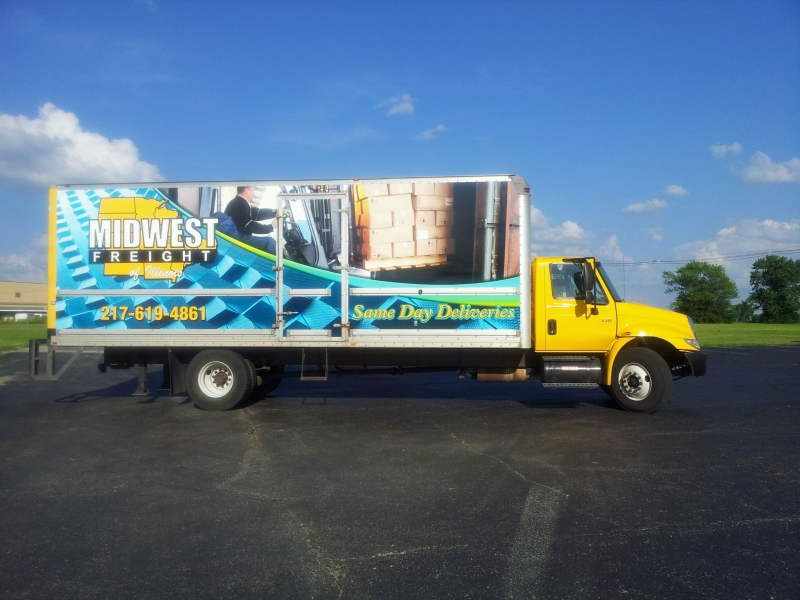 Midwest Freight Truck