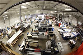 Dynagraphics/Wood Printing Plant