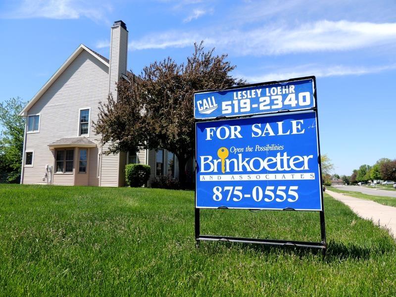 Brinkoetter & Associates Realtors yard signs