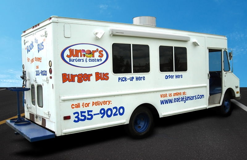 Jr Burger Bus