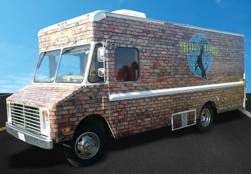 Moon Dog Cafe Food Truck