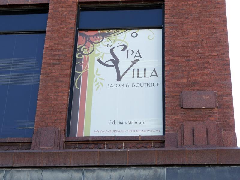 Spa Villa window perf graphics