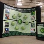 ICS Booth Display